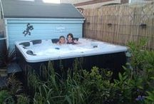 Hot Tubs / mixture of hot tub images from fun to fashion. Thanks to our buyers for sending them in and hope you enjoy them.