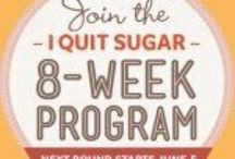 I Quit Sugar: 8-Week Program / Altering a sugar-free diet for a pescatarian who chooses to also omit dairy for religious beliefs. (Free range eggs allowed)