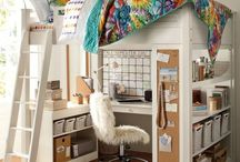 Cool bedrooms! / .