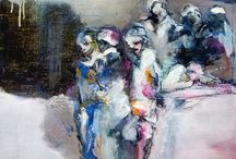 PAINTINGS / Works by Catherine Duchêne