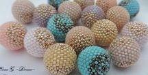 Beads - beaded beads