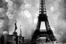Paris / Everything Paris/Eiffel tower!