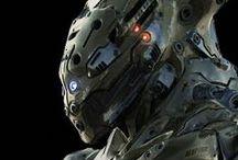 Robots and mechanics