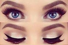 Makeup - Hair