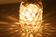 Mason Jar Crafts / Cute Mason Jar Ideas/Crafts.