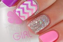 Nails / How to make your nails beautiful without any stress!!!!