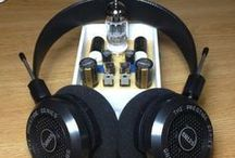 Headphone Amplifier / Great headphone amplifiers