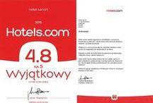 Certyfikaty, rekomendacje/ Certyficates, recommendation / Certyfikaty i rekomendacje przyznawane Hotelowi Lenart za wysoką jakość usług, wspaniałe recenzje, pozytywne opinie. Certyficates, recommendation for Hotel Lenart for high quality of services, good Guests reviews.