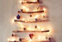 Dekoracje świąteczne/ Christmas decorations / Zbiór znalezionych inspiracji świątecznych Christmas inspirations from Pinterest and other portals