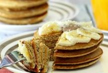 Breakfast Recipes / Make a simple breakfast to go or have a sit down breakfast using your Blenditup mix and these yummy recipes.