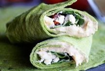 Lunch Recipes / Make lunch easy using these recipe ideas and your Blenditup mix.