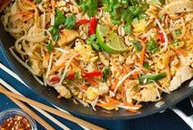 Thai Recipes / Try these authentic Thai recipes at home! Use our Thai Curry Spice Blend for Asian stir-fries and other Thai inspired foods.