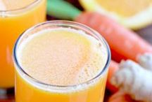 Juice Recipes / The best recipes for delicious juices that are full of flavor and nutrients.