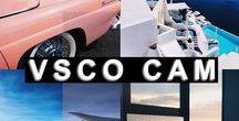 VSCO / VSCO edits and filters