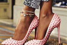 belles chaussures / THANK YOU FOR FOLLOWING ME.  / by Vanessa Barclay