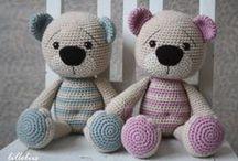 Crochet/haken / Crochet paterns Haakpatronen.