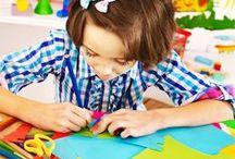 Crafty Kids / Loads of craft ideas for kids