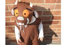 Fancy Dress & World Book Day / Fab ideas and inspiration for fancy dress costumes, ideal for World Book Day and more!