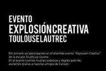 Explosión Creativa / 2013 / Evento Toulouse Lautrec