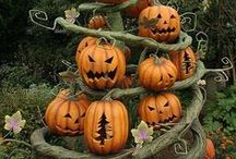 Halloween Pumpkin Carving / We run a fantastic Halloween event ever year, but if you can't get to us, check our our boards for some Halloween fun and inspiration!