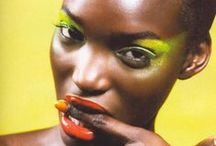 Make-up / What make-up do you find stunning and fascinating? We love these!