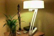 Ideas para el hogar / cuadros pictóricos , esculturas,  lámparas, etc.....