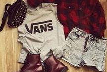 Styles / Estilos de roupas que gosto!