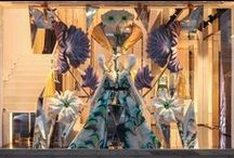 Behind The Glass / Bonaveri and Schläppi Mannequins in fashion retail windows across the globe.