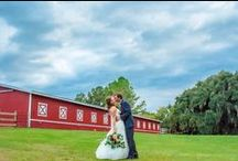 Real Weddings at Red Gate Farms / Photos of Real Weddings & Events at Red Gate Farms, Savannah, Ga