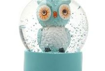 Snow & Water Globes /  Any Kind / by Nancy Wilson