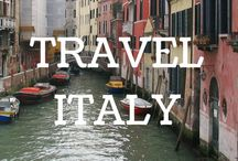 Visiting Italy / Visiting Italy has to be on everyone's must do list #Italy #Travel #contentedtraveller