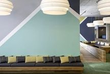Inspiration - Commercial Painting / We offer commercial painting service. We understand that commercial painting is an investment and it needs to be done correctly. Be inspired by these commercial painting designs