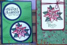 Christmas Cards Created by Jaimie / Come see some of my favorite Christmas cards.