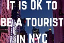 It's OK to be a Tourist in NYC / It's OK to be a Tourist in NYC.Experience & Destination Influencers. Join us at www.contentedtravellers.com If you would like to add pins to this board, msg me at contentedtraveller@gmail.com with NYC PINTEREST in SUBJECT LINE>