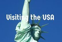 Visiting the USA / The USA is a big big country. This will help you to decide where to go and what to do and see.