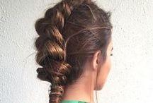 Hair / Hair color and hair cut