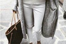 Women fashion / Women fashion look outfit ootd