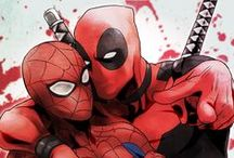 Spideypool / Spider-Man + Deadpool Peter Parker + Wade Wilson