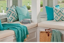 Coastal Collection by Goodearl & Bailey / Indoor and Outdoor SUNBRELLA furniture fabric 100% Solution Dyed Acrylic
