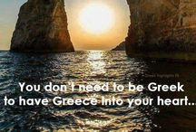 Greece Griekenland / The land and people we love