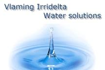 WATERSOLUTIONS / Water solutions: Het begrip gerelateerd aan water met hun eigen specialisme.