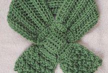 Knitting & Crochet / by Mary Falkner