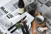 Food & Table styling / by Midori* Morohoshi