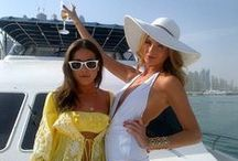 Biondi Beach Babes / Spotted! Resortwear bought from Biondi Couture