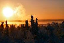 Midnight Sun / Best places to experience the midnight sun