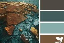 Colors combinations / Najpiękniejsze połączenia kolorów