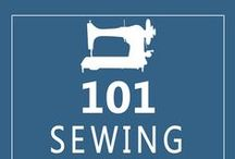 Sewing - how to ✄ / Sewing techniques for beginner