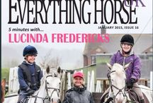 Press articles / by Lucinda Fredericks