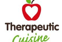 Therapeutic Cuisine / Check out recipes from Therapeutic Cuisine made by Chef Kelly Yorke!