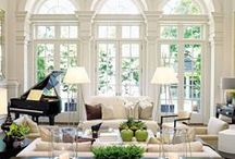 For the Home / Homes and home interior and home styling ideas we love.